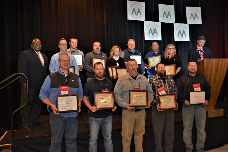 Award recipients 2