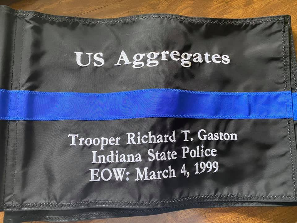 Honoring the Memory of Trooper Richard Gaston