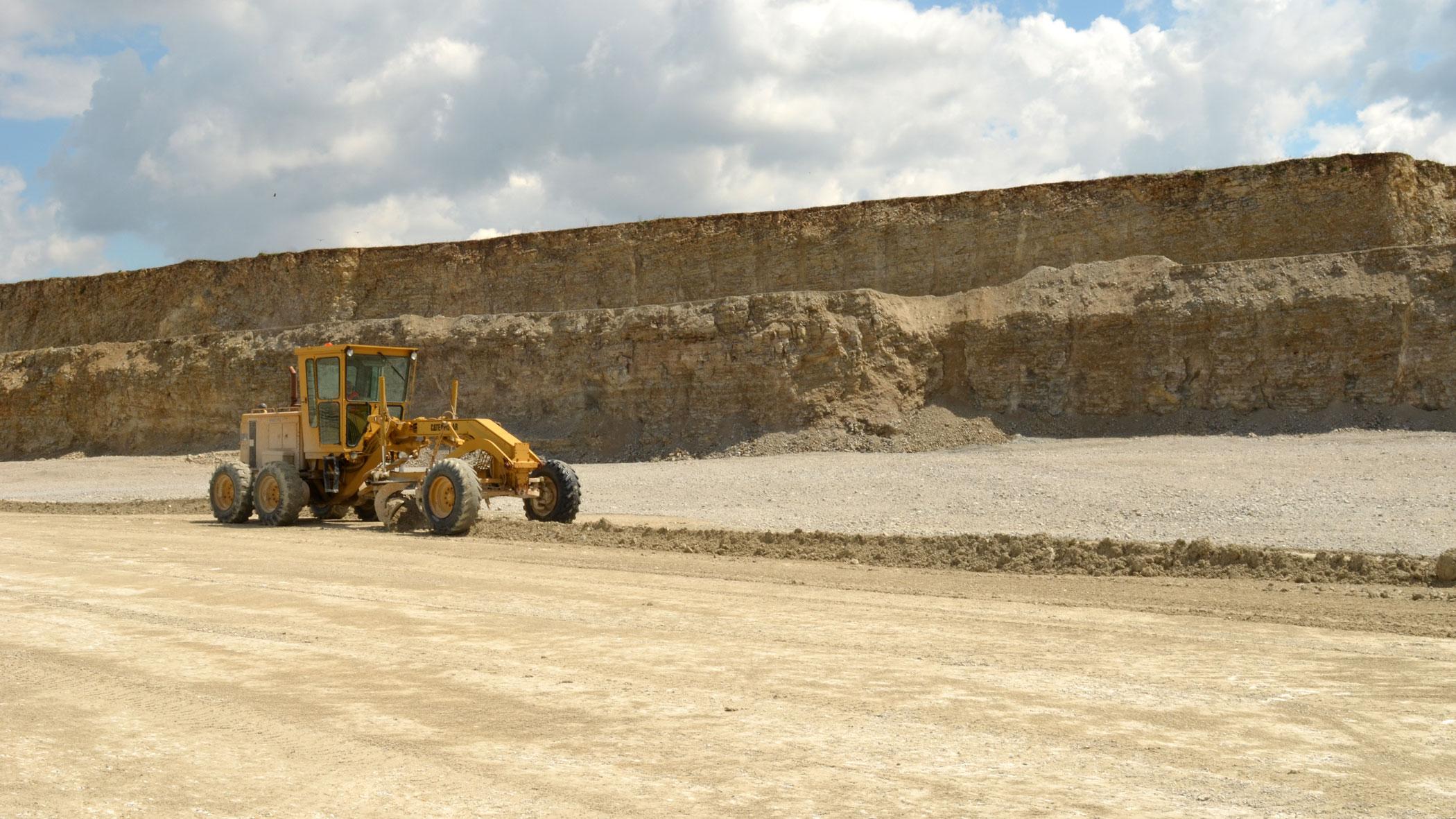 Delphi quarry