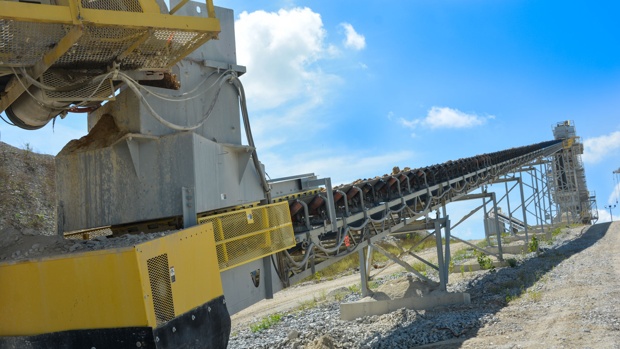 Delphi conveyor