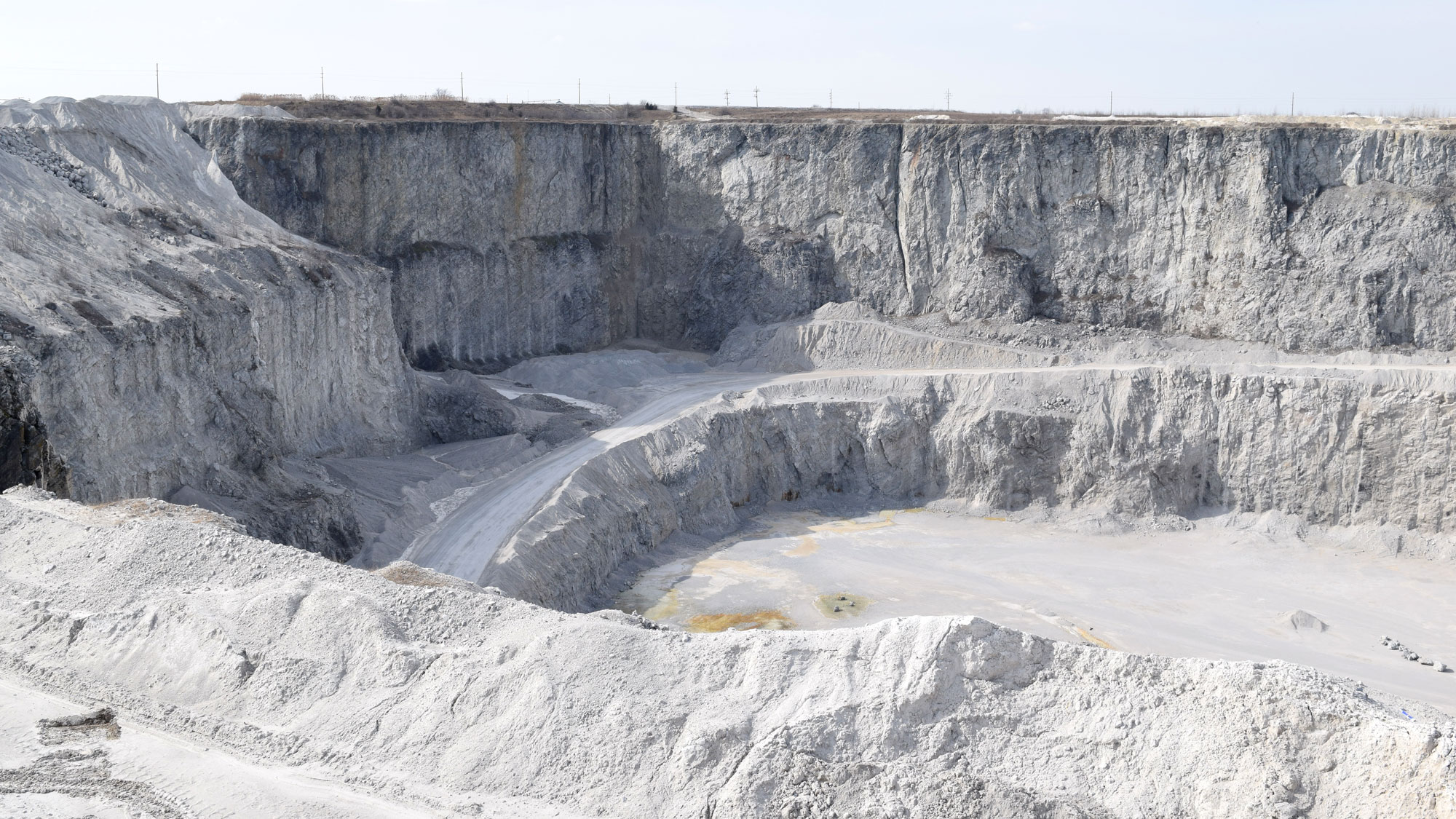 Francesville quarry