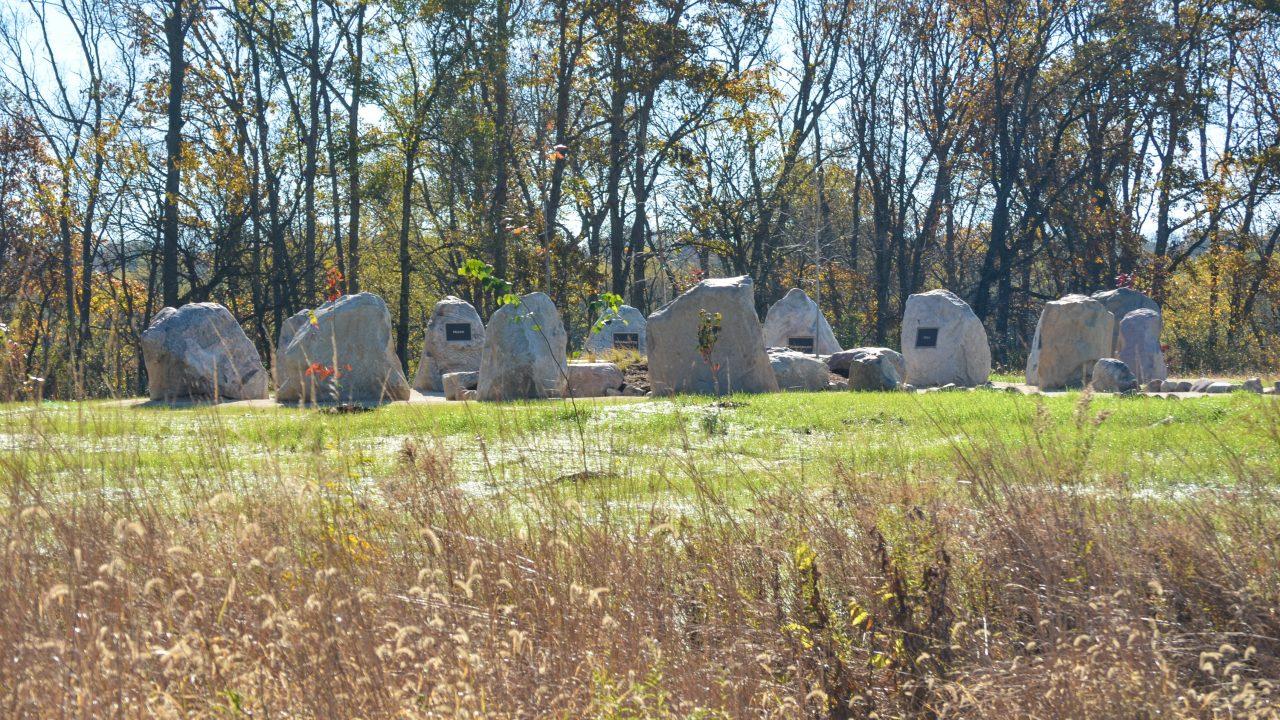 Prophetstown Circle of Stones