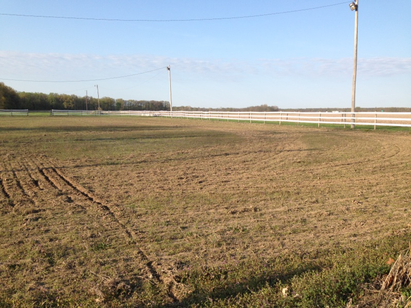 Crawfordsville plant donated sand to the fountain county 4h