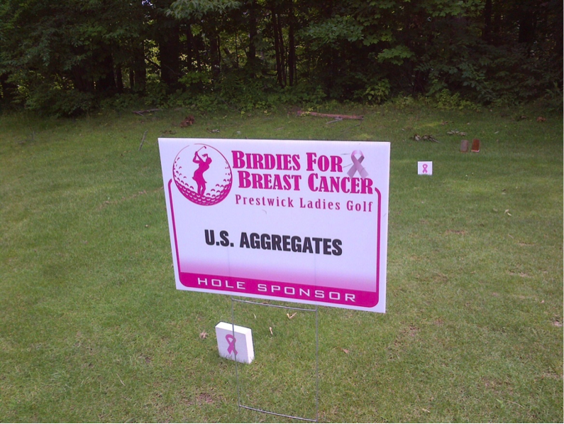 Golf Outing for Breast Cancer