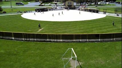 New High School field