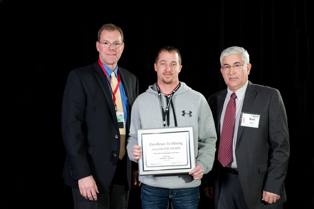 IMAA excellence in mining award winners