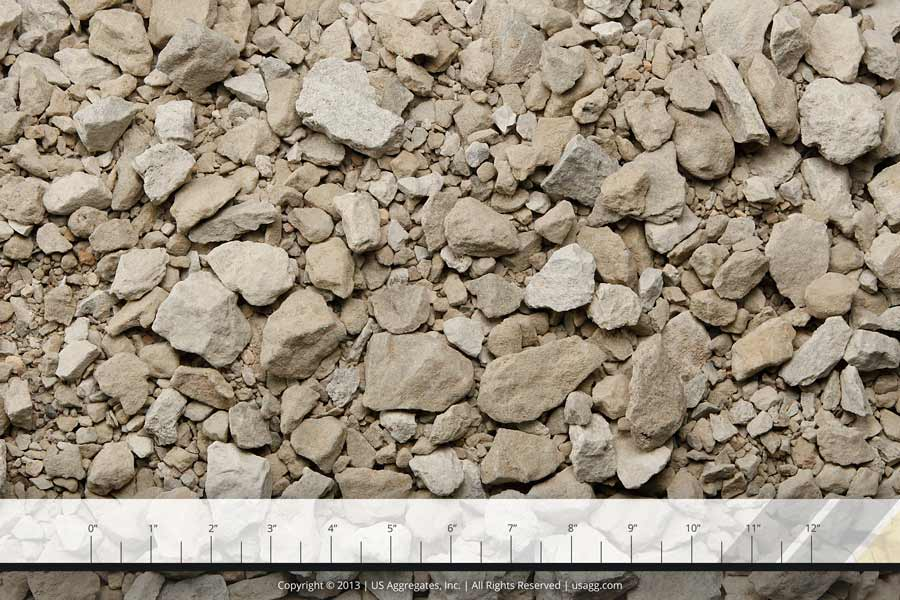 product image, INDOT #53 Crushed Stone