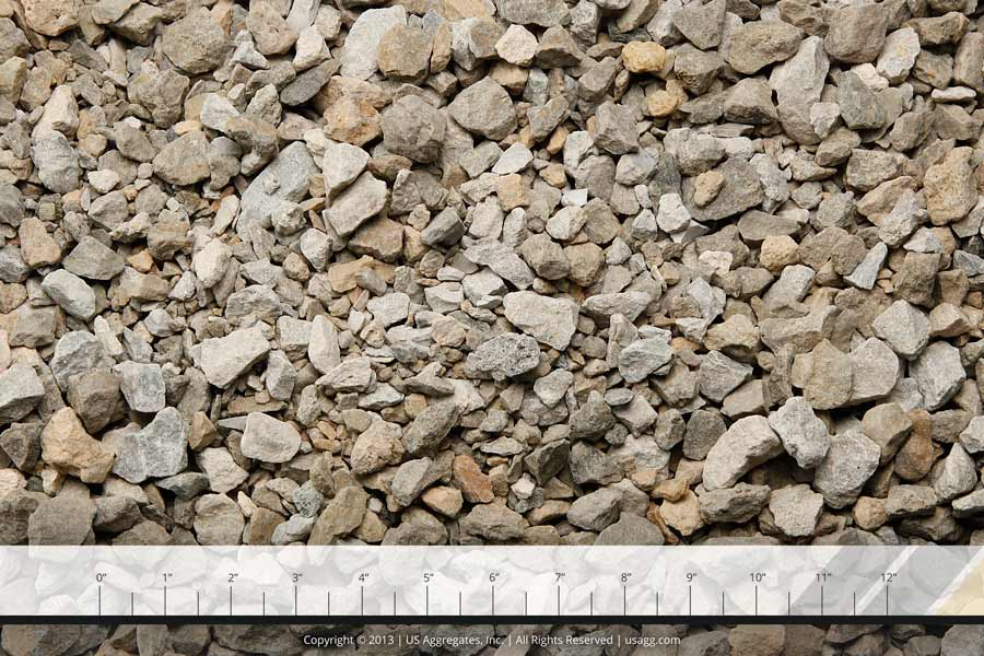 product image, INDOT #8 Class A Stone