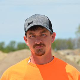 Photo of John Hofstetter the area operations manager