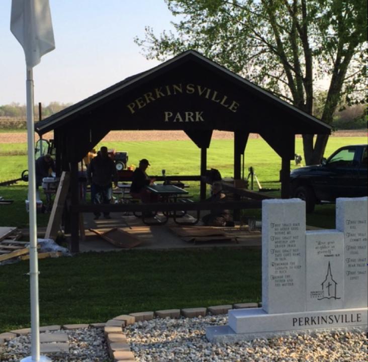 Perkensville park revitalization