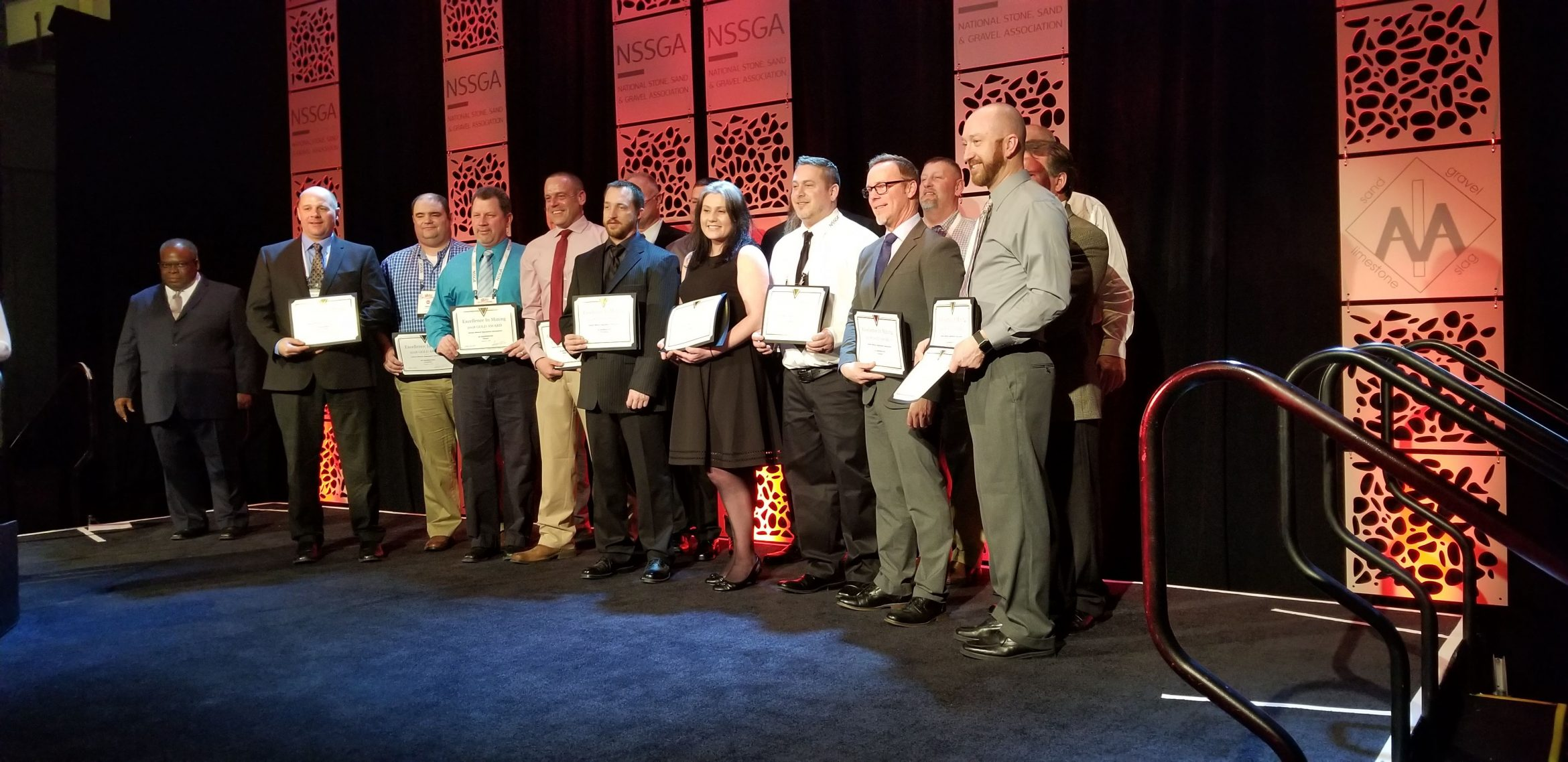 Excellence in Mining award 2018
