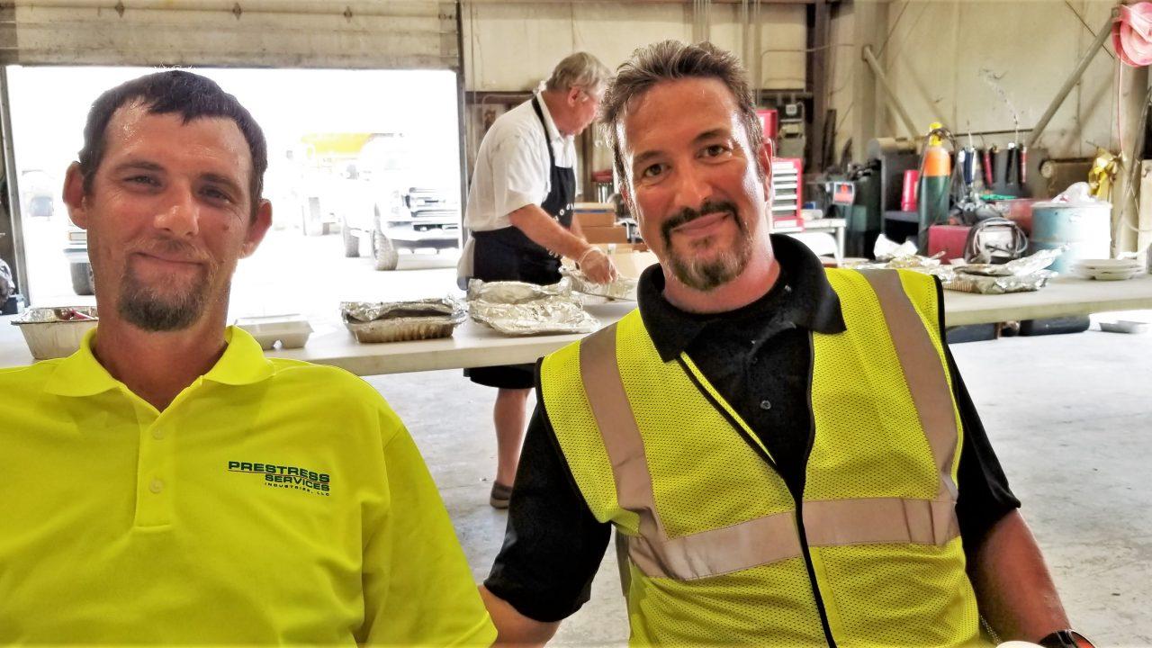 Pleasant mills inspection 2