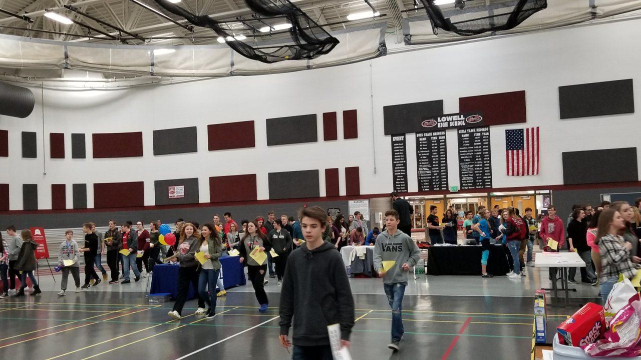 lowell county career fair