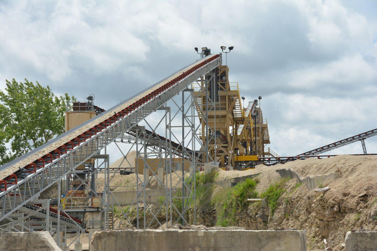 pleasant mills quarry