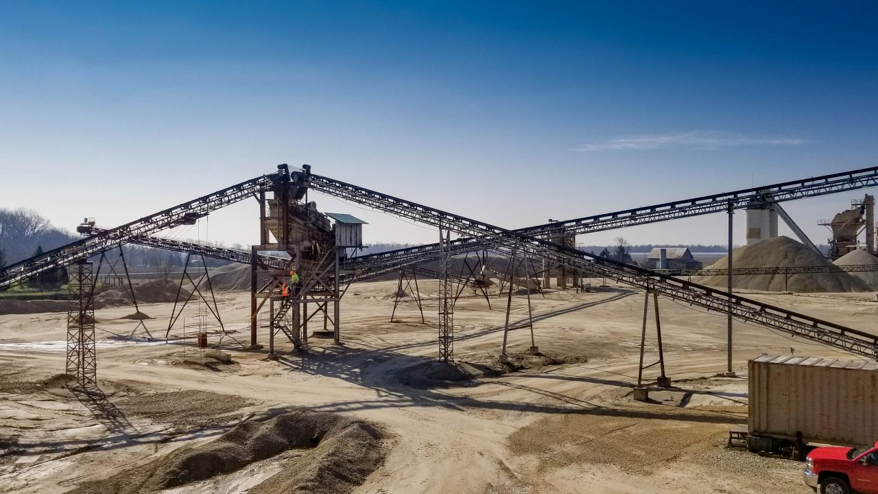 Ridegeville quarry