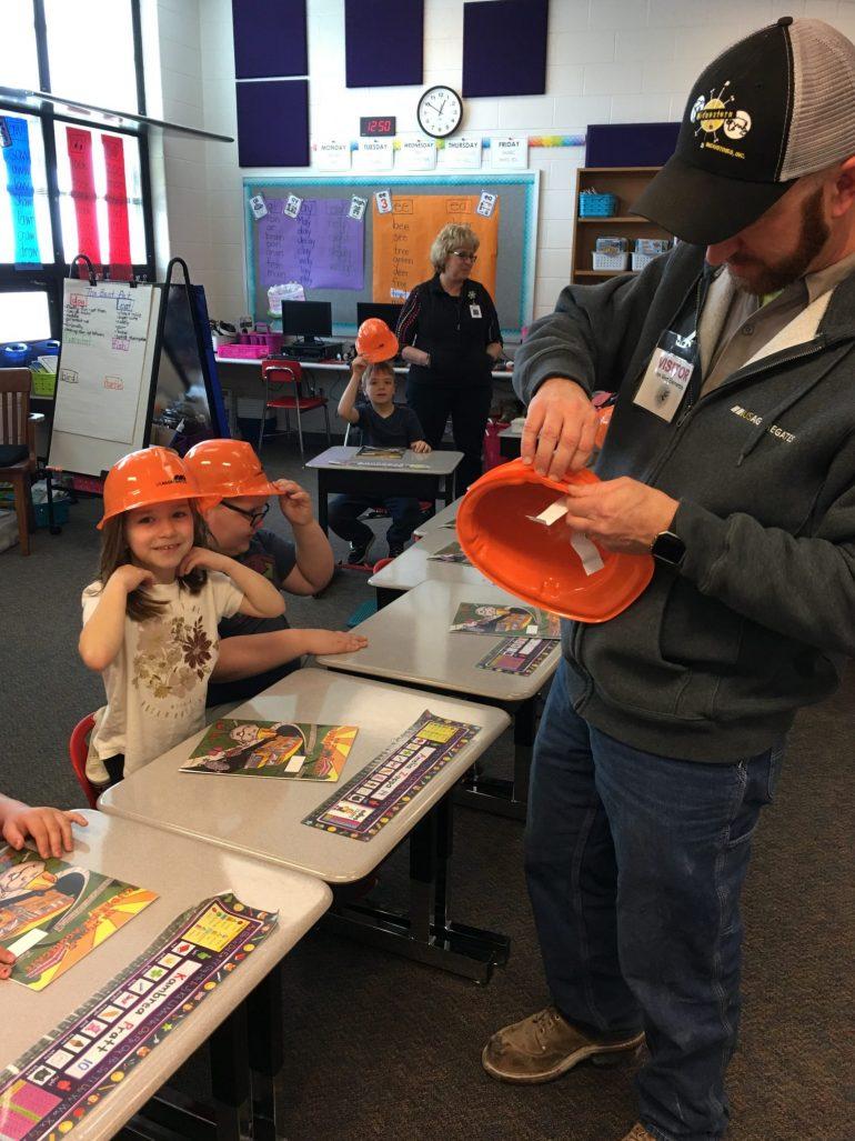 rockcreek elementary visit