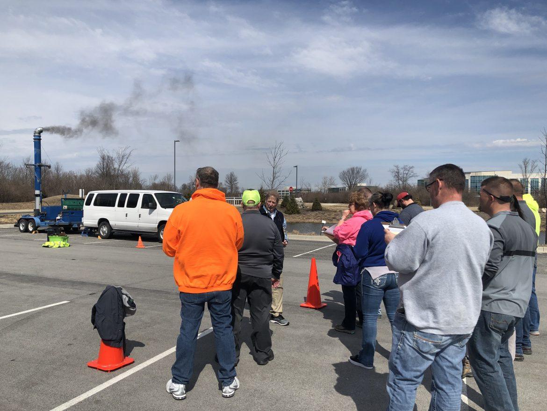smoke school training