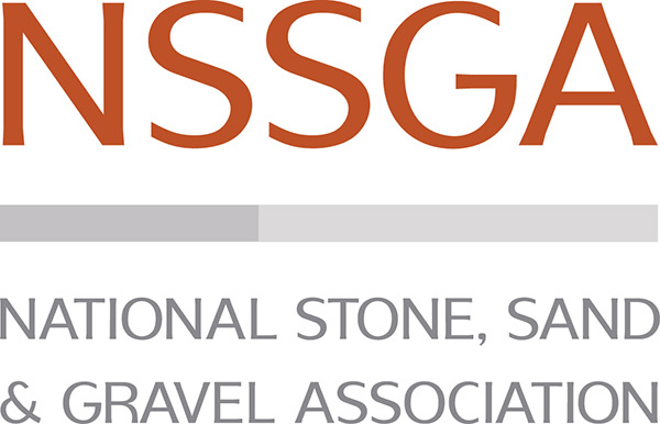 Photo is clickable and creates a button to take you to the National stone sand and gravel association website