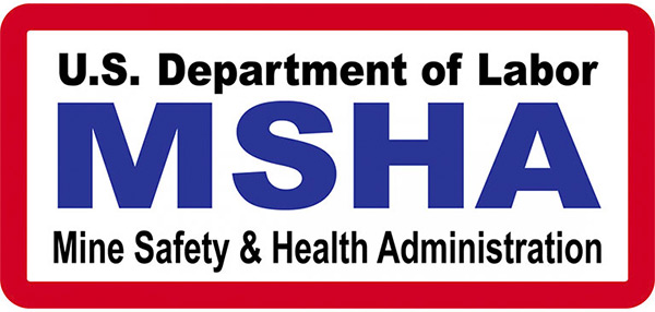 Photo is clickable and creates a button to take you to the Mine safety and Health administration website
